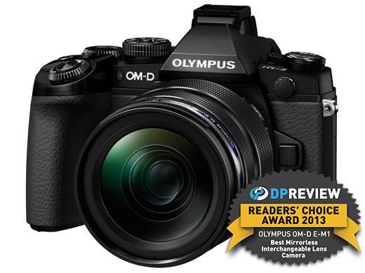 Best Mirrorless Interchangeable Lens Camera of 2013 -Winner:Olympus OM-D E-M1