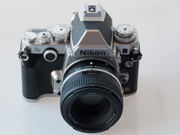 Hands-on with the Nikon Df