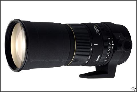 Sigma 170-500mm F5-6.3 DG lens