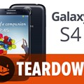 iFixit tears into the Samsung Galaxy S4