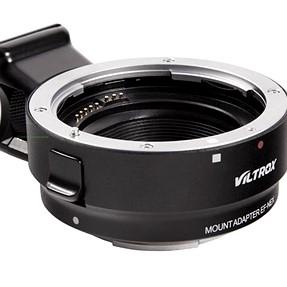 Viltrox Canon EF to NEX E Mount Adapter