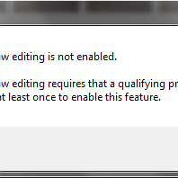 Error while accessing Raw (Nikon D600 .NEF) files from Adobe Bridge to Adobe Camera Raw.