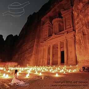 Petra at Night - Jordan