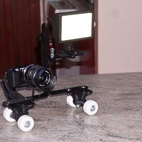 My DIY Camera Slider Build Video