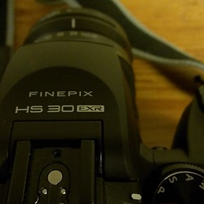 Fuji HS30EXR-Very Good Condition!