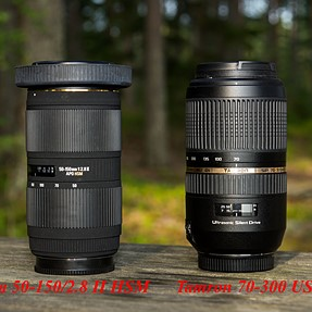 Sigma 50-150mm F2.8 II APO EX DC HSM  experiences
