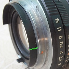 Is this a regular K-mount lens?
