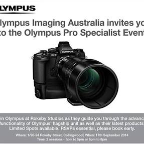 Olympus launching m43 40-150 PRO lens on 17 Sept in Australia?