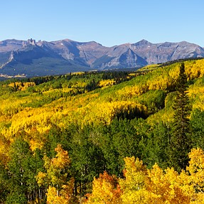 Crested Butte and Marble Colorado