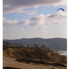 Paragliding and Hang Gliding (e-3, 50-200)