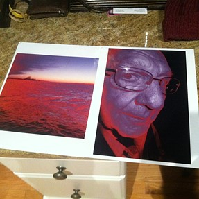Epson Artisan 50 Printing with a Strange Red Cast?