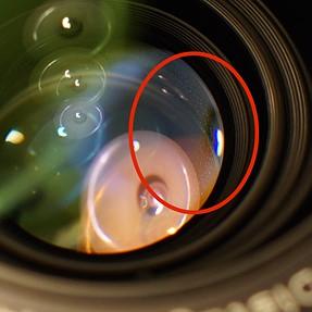 Help needed understanding condition of an old lens
