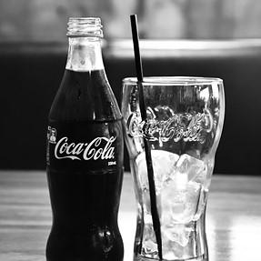 Retro Coke C&C welcome