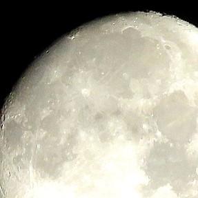 My first moon shot
