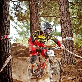 Profoto B1's + HSS + Mountain Biking