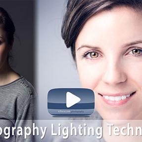 Portrait Lighting Tutorial (Multiple Setups)