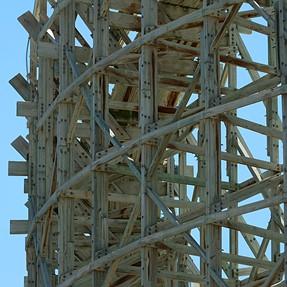 X-S1 Six Flags Magic Mountain