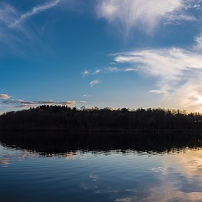 First Lightroom 6 panorama with D750