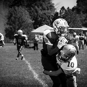Boys and Football