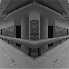 Panoramic architecture