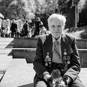 Veteran of WWII