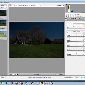 Having problems with ACR 9.0 and HDR