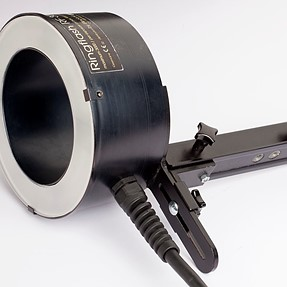 Elinchrom 3000 Ring Light + cable adp for Ranger RX + 4 extra glasses