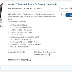 """MacBook Pro with NEC 27"""" monitor or iMac with Retina 5k"""