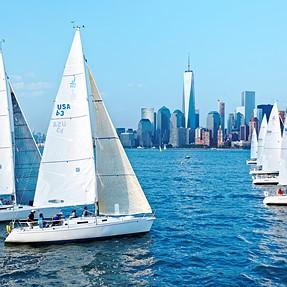 Sigma 24-105 F4 Hudson River Sailing
