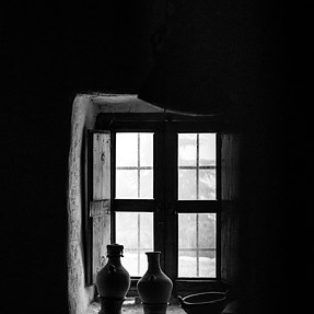 Window to the past