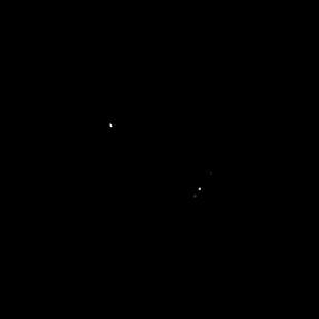 Venus, Jupiter and 3 Moons - EX100 Composite