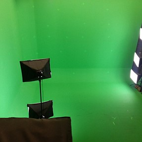 Tips and Tricks for Shooting at Green Screen Studio?