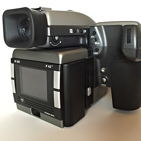 FS: Phase One P45+ 39MP back for Hasselblad H1/H2. ONLY 3966 ACTUATIONS! - $7950
