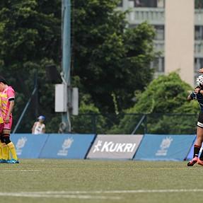 ARFU U20s 7 Series 2015 Women's Championship match Japan 31:0 China