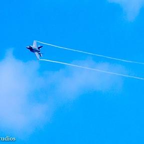 F35 in flight