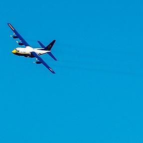 Blue Angel C-130