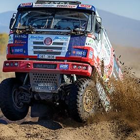 Last pre-Dakar testing