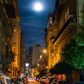 Moonlighting Beirut