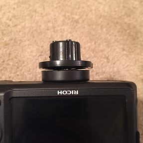 Targus Monopod [TG-MP6710] Stuck on Camera! Help!!