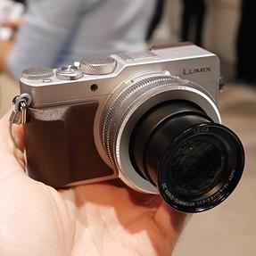 Question regarding the Panasonic LX100