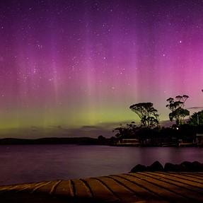 Aurora shots from 7 November