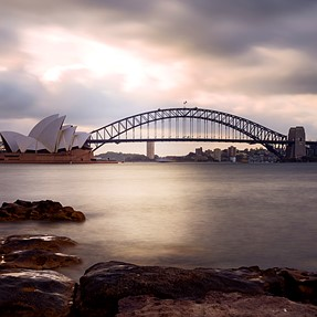 Sydney Harbour - C&C