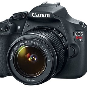 IMAGES OF THE CANON EOS REBEL 1300D APPEAR