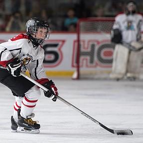 Pee Wee Ice Hockey