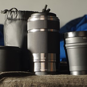 Sony SEL55210 and DH1758 1.7x extender $260