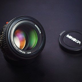 NEX F3 with Minolta Lenses