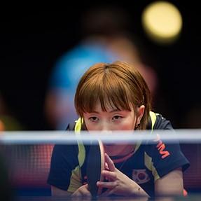 Table Tennis - Hyowon Seo (Korea)