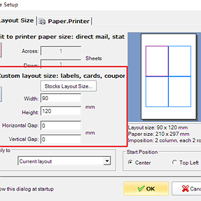Rapid production of personalized printing files-so easy