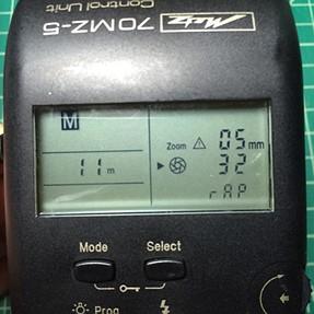 Metz 70/76 Mz-5 users: Control unit broken?