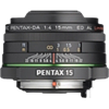 Pentax smc DA 15mm F4 ED AL Limited Lens Review